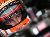 JB: McLaren chassis is good