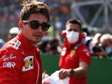 Ferrari's Leclerc to start from back of the grid at Russian GP in Sochi