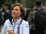 Claire Williams honoured with OBE in Queen's Birthday Honours