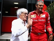 Ecclestone claims Mercedes helped Ferrari, but not enough
