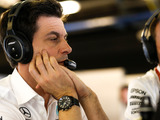 Masi 'very rarely' hears from Wolff during races