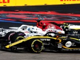 Car 'undriveable' after first-lap contact - Carlos Sainz Jr