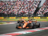 Stoffel Vandoorne gets McLaren upgrade for first time at Interlagos