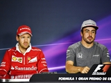 Vettel: Alonso 'didn't act like a Ferrari fan'