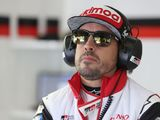Fernando Alonso Alonso arrives in Le Mans ahead of debut