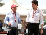 Toto Wolff: Niki Lauda recovery is 'not a race'