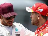 Vettel swerve into Hamilton 'like headbutt in football'