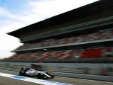Williams surprised by Mercedes gap