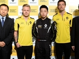 Renault signs Chinese karter to academy