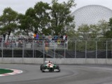 Di Resta tops wet/dry FP1 in Montreal