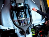 Mercedes find 0.25 seconds with new sidepods