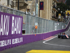 Track changes at Baku City Circuit