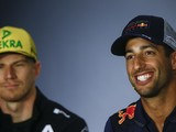 Renault F1's Hulkenberg sees chance to prove himself in Ricciardo