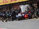 Russell gets Spanish GP grid penalty after final practice shunt