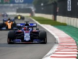 "Kvyat slams stewards ""killing the sport"" after Hulkenberg F1 clash"