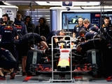 'Herculean' effort from Red Bull's mechanics