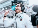 """""""All engine manufacturers are equal now"""" – Toto Wolff"""