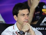 """Mercedes' Toto Wolff: """"No prizes awarded for the half-time champions"""""""