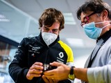 Alonso already embedded within Renault F1 team ahead of 2021 comeback