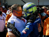 McLaren won't follow Red Bull in expending young talent - Brown