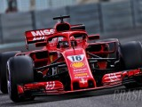 Leclerc closes out Abu Dhabi F1 test fastest for Ferrari