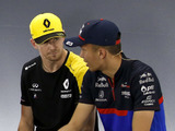 'Albon is priority but Hulk is strong driver'