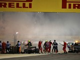 Russell: Grosjean's crash felt like something 'from a movie'