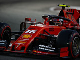 Leclerc pushed to risk-taking in Abu Dhabi after Ferrari error