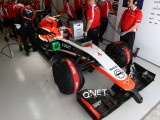 Marussia F1 assets set to be auctioned