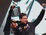 "Mercedes' Wolff – Hamilton's seventh title ""an impressive achievement"""