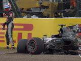 Luck isn't on our side at the moment after second Romain Grosjean crash - Haas