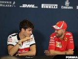 Vettel Feels Good Working Relationship with Leclerc Important for Ferrari