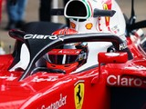 Ferrari to test revised halo F1 cockpit protection system