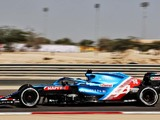 Alpine struggling to understand why car struggles in heat