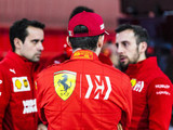 Ferrari drops Mission Winnow from team name