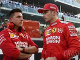 "Chandhok: Leclerc's new Ferrari F1 deal a ""no-brainer"""