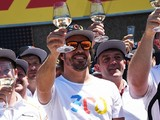 Fernando Alonso glad not have F1 trophies he 'doesn't deserve'