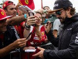 Fernando Alonso still feeling pain from opening lap accident in Belgium