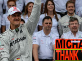 New virtual app launched to celebrate Schumacher's 50th