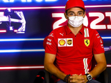 Leclerc concerned by repeat of Ferrari tyre woes