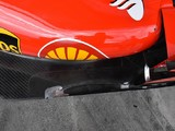Ferrari alters its F1 floor to increase rigidity