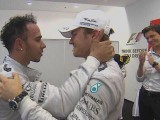 Rosberg: 'Hamilton deserved to win the championship'