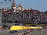 F1 working with Russian GP bosses on possible Sochi track changes