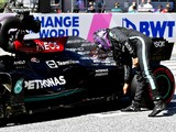 Hamilton knew Mercedes had F1 car update planned for coming races
