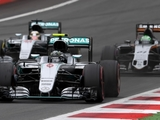Wolff blasts 'brainless' Mercedes collision