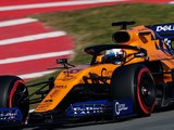 Formula 1 testing: McLaren's Sainz on top, Vettel's Ferrari crashes