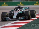 Hamilton, Mercedes close out Russian GP practice fastest