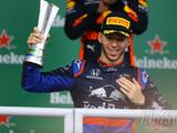 Horner impressed by how Gasly 'embraced' Toro Rosso return