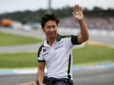 Kobayashi dissatisfied with Caterham situation