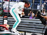 "Hamilton had to ""dig deeper than ever"" for Monaco GP pole"